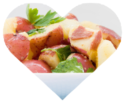 heart-potato-salad